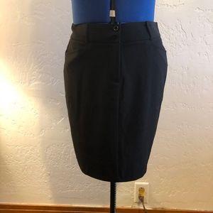 Have Plus black pencil skirt, size 2X